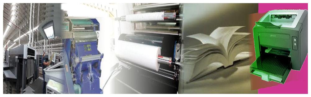 Productos para impresión, impresión
