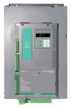 Inverter para ascensores, control de movimiento
