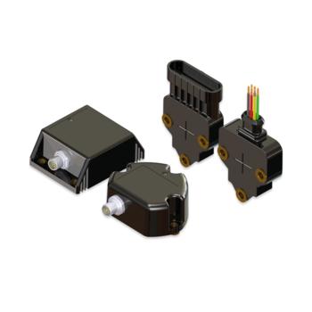 Sensores de inclinación, sensores Gefran