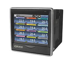 gr200, registradores gráficos