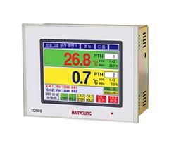 td5001, control temperatura hanyoung