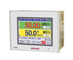 th500, control temperatura hanyoung