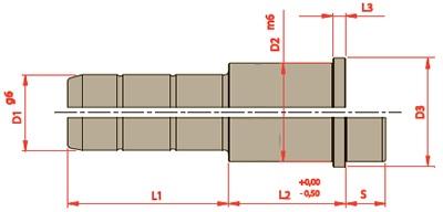 c-cg, componentes para moldes