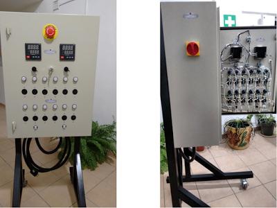 caja-control, controladores de temperatura