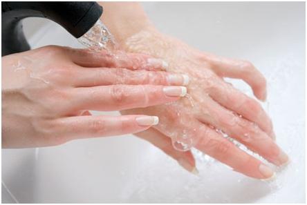 Higiene personal, productos químicos