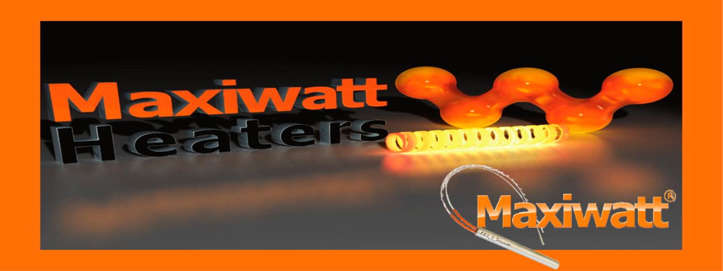 Resistencias Maxiwatt, calentamiento, calentamiento industrial