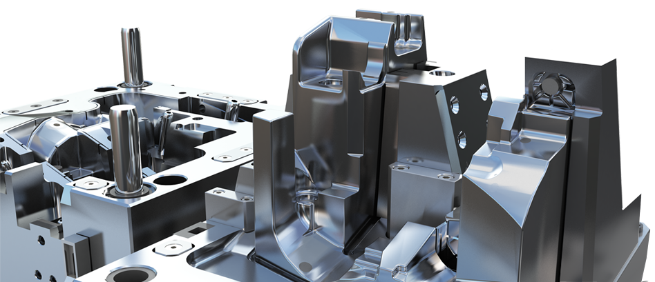 Partes y Componentes para Moldes, productos generales