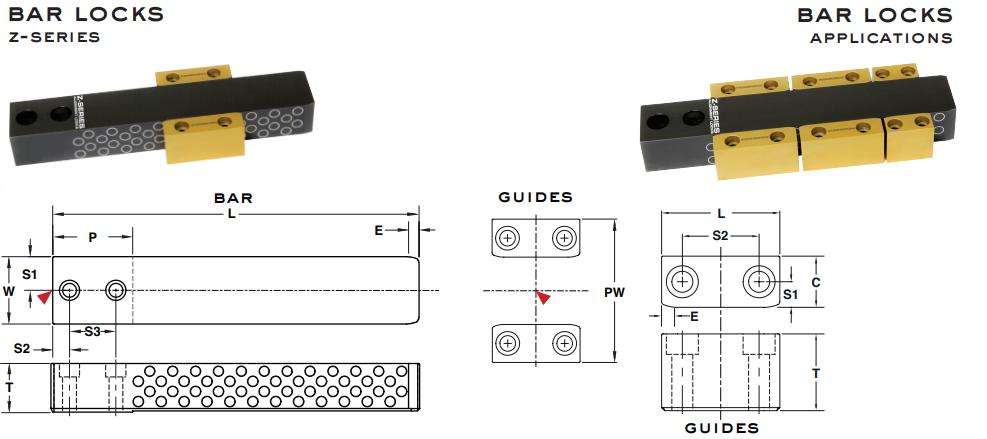 bar-locks