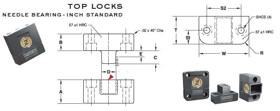 top-locks